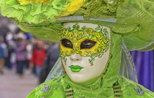 Картинка маска, Венеция, наряд, карнавал