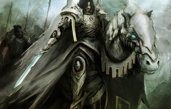 Картинка General, theDURRRRIAN, paladin oath of vengeance, mara