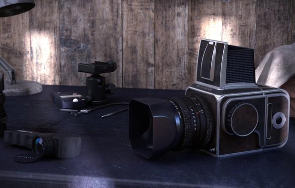 Картинка камера, фотоаппарат, Hasselblad, Nicolas MOREL