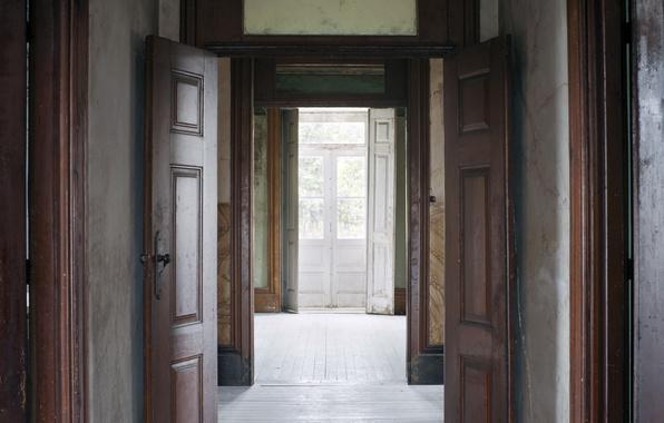 Картинка дом, двери, комнаты