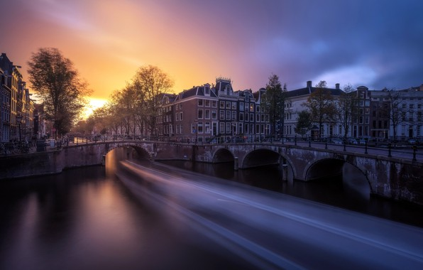 Картинка Amsterdam, Netherlands, North Holland