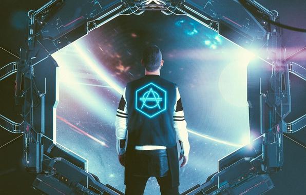 Картинка Music, Producer, EDM, Label, Hexagon, DJ, Don Diablo