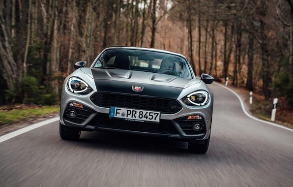 Картинка 2018, Fiat, Abarth, 124 GT