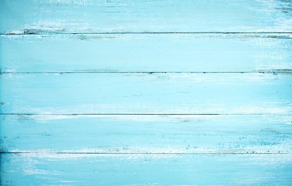 Картинка фон, дерево, доски, vintage, wood, texture, blue, background