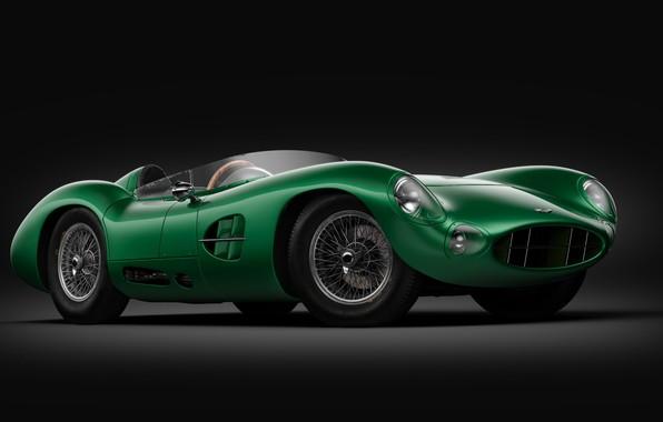 Картинка Aston Martin, Спортивный автомобиль, Andreas Ezelius, DBR1