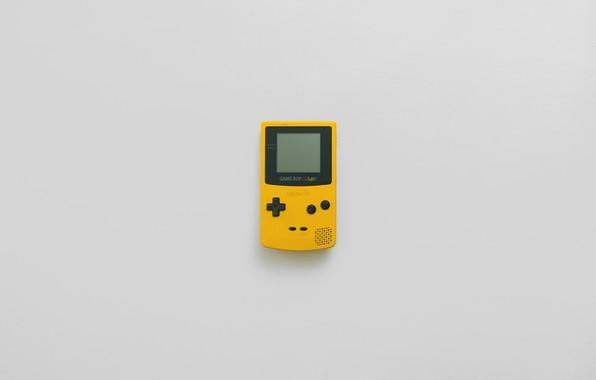 Картинка оранжевый, желтый, игры, игра, кнопки, нинтендо, джойстик, Orange, nintendo, yellow, games, buttons, joystick, a game, …