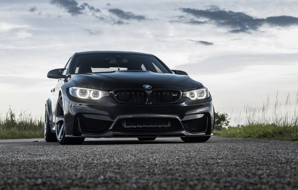Картинка BMW, Black, F82, Eye, Sight