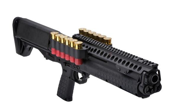 Картинка gun, weapon, shotgun, ammunition, Kel-Tec KSG, Kel-Tec, 12 gauge, KSG
