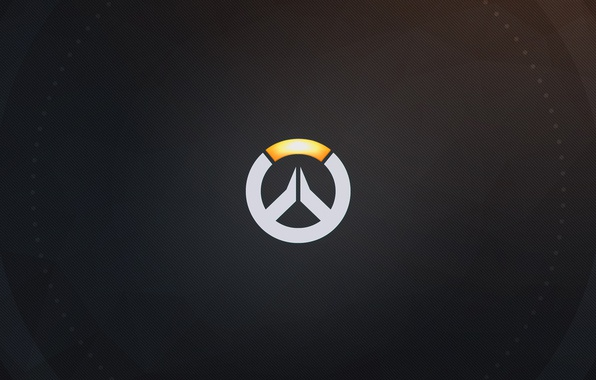 Картинка logo, game, Overwatch