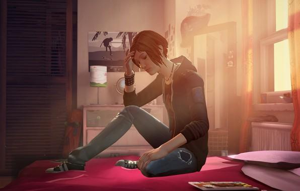 Картинка Games, Chloe, Life is Strange, Character, Before the Storm