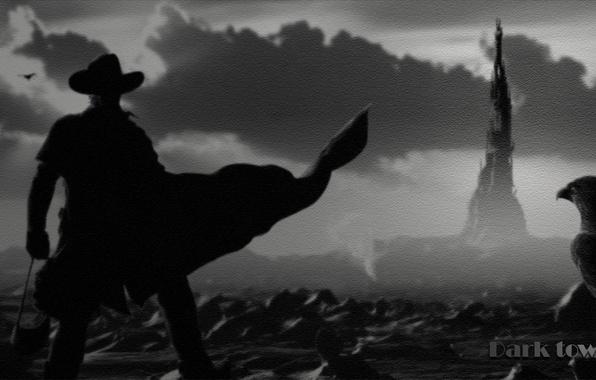 Фото обои Стивен Кинг, Тёмная башня, Dark tower