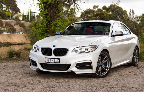 Картинка бмв, купе, BMW, F22, Coupe