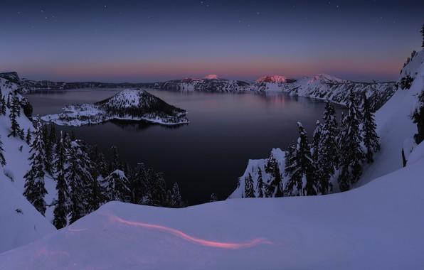 oregon winter wallpapers - photo #10