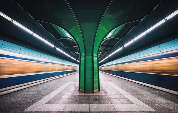 Картинка метро, Munich, Bavaria, Denning