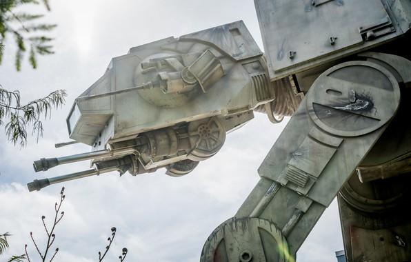Картинка Star Wars, звездные войны, AT ACT Walker
