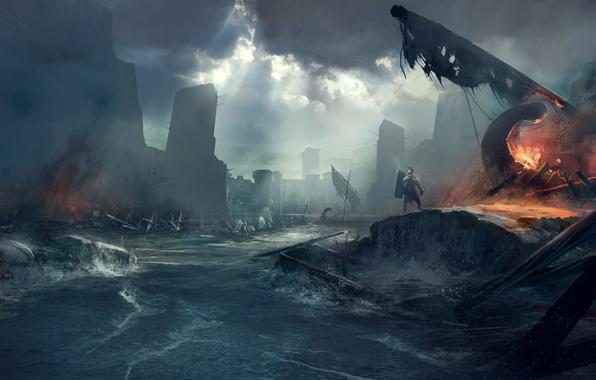 Картинка Art, Crytek, Game, Ryse: Son of Rome