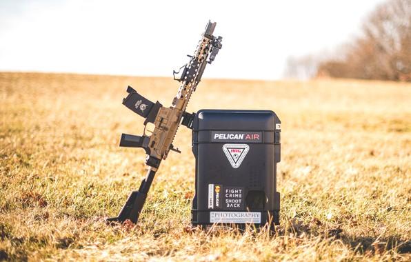 Картинка SBR, AR15, штурмовая винтовка