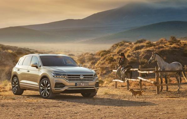 Картинка TDI, Volkswagen, Touareg, 2018, ранчо, Atmosphere