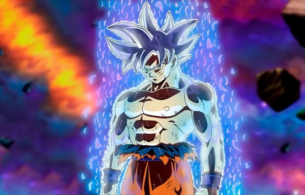 Картинка Games, Anime, Ball Super, Ultra Instinct Goku