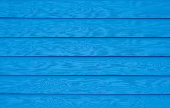 Обои синий, доски, Текстура