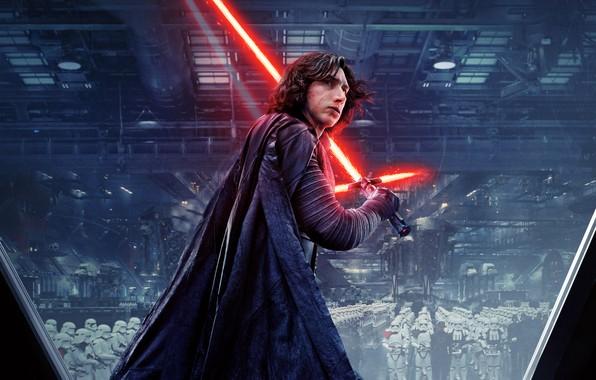 Картинка Star Wars, Wars, Action, Fantasy, Star, The, year, Skywalker, General, Jedi, Princess, Last, Weapons, Walt …