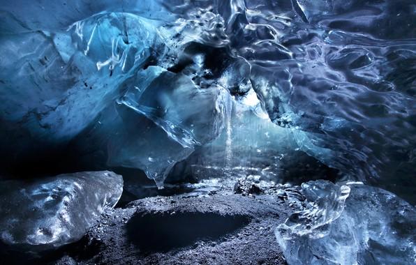 Картинка холод, вода, лёд