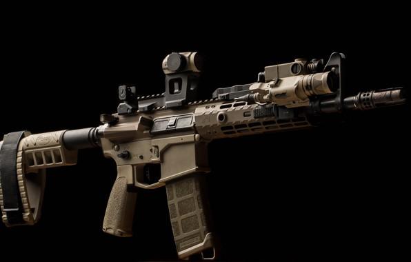 Картинка дизайн, карабин, штурмовая винтовка