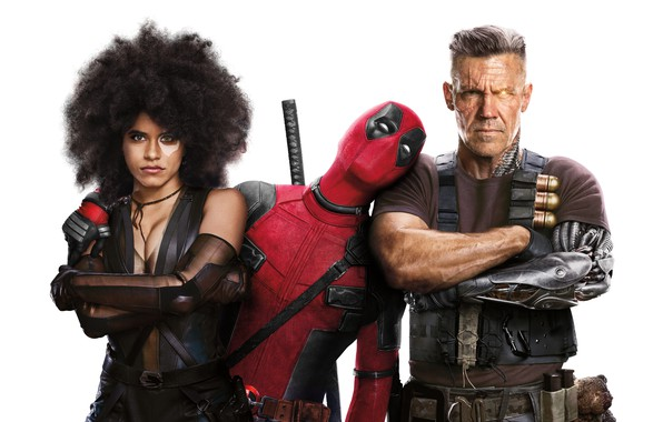 Картинка Ryan Reynolds, Cable, Zazie Beetz, Deadpool Deadpool 2, Josh-Brolin