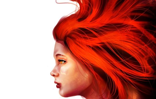 К чему снится женщина с рыжими волосами