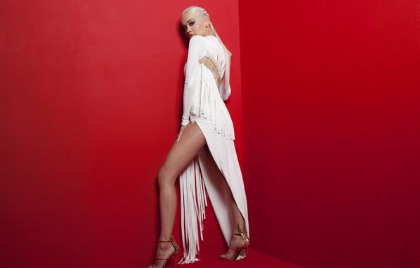 Картинка взгляд, певица, Rita Ora