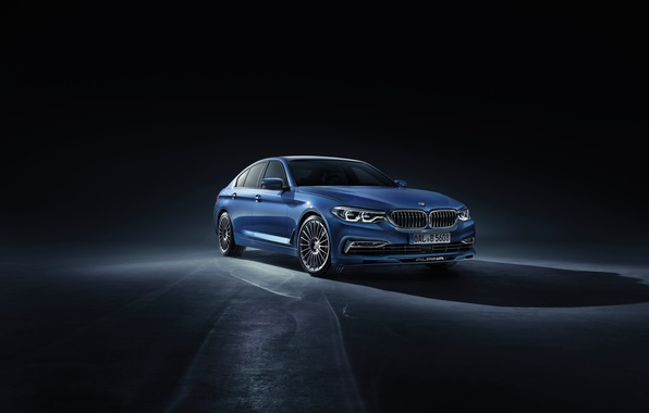Картинка фон, бмв, BMW, Sedan, Alpina, G30