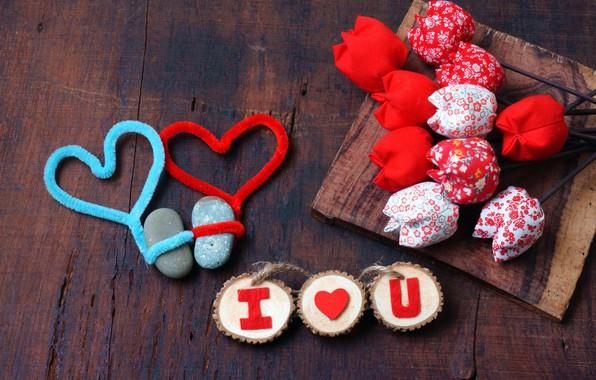 Картинка украшения, сердце, love, декорации, День святого Валентина, heart, romantic, 14 февраля, Valentine's Day, decorations, tulip