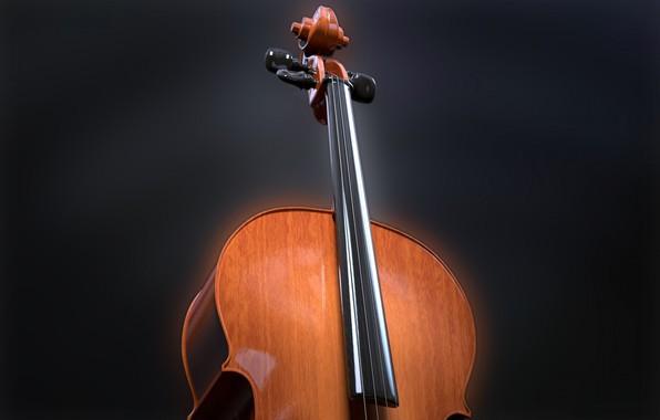 Картинка музыка, струны, виолончель, инструмент
