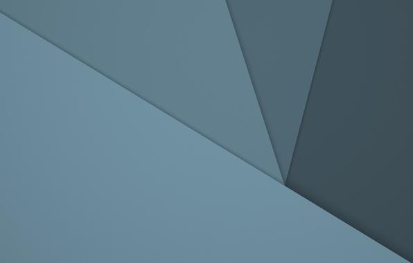 Фото обои material, design, серый фон, линии background