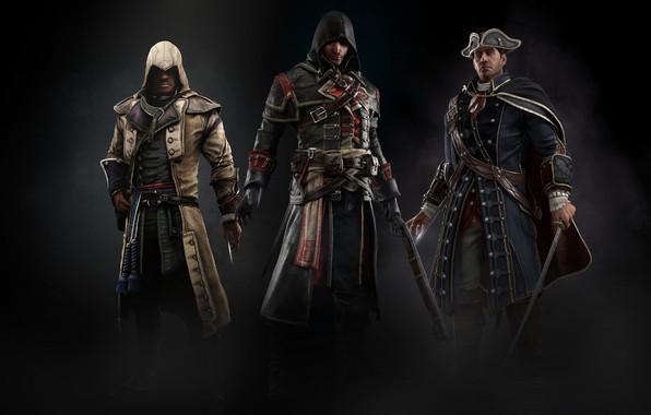 Картинка Изгой, Assassin Creed, AC Rogue, Assassin's Creed. Rogue