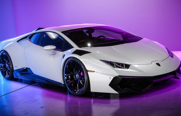 Картинка Lamborghini, спорткар, автомобиль, Huracan, Need For Speed Payback
