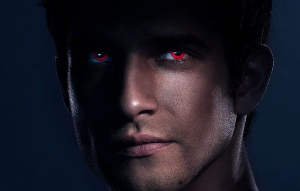 Картинка глаза, взгляд, актёр, man, MTV, face, волчонок, Tyler Posey, teen wolf