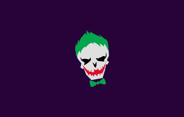 Картинка бабочка, волосы, Джокер, Joker, шрамы, Suicide Squad, Отряд самоубийц, Why so serious?, Шутник