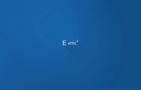 Картинка энергия, формула, Эйнштейн