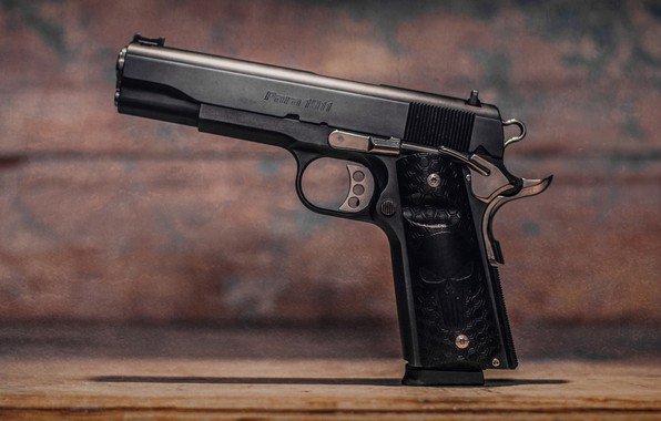 Картинка пистолет, оружие, gun, pistol, weapon, M1911, 1911, М1911
