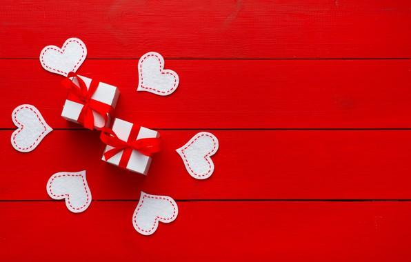Картинка любовь, сердце, подарки, сердечки, love, heart, wood, romantic, Valentine's Day, gift