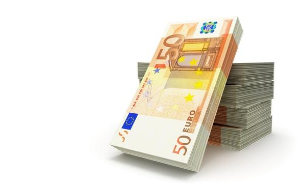 Картинка деньги, много, купюры, euro
