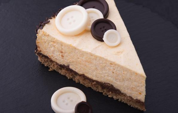 Фото обои белый, шоколад, пуговицы, пирожное, крем, десерт, сладкое, chocolate, sweet, dessert