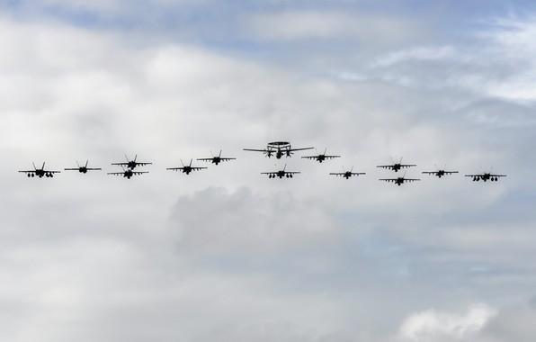 Картинка оружие, армия, самолёты