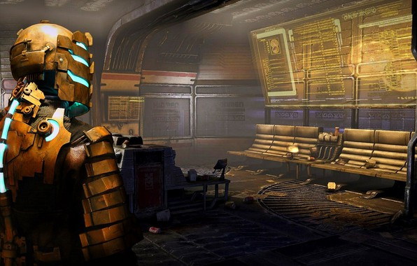 Картинка Games, Dead Space, Мёртвый космос