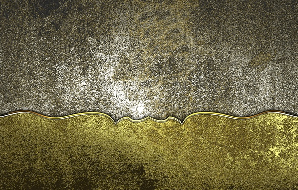 Картинка silver, golden, texture, background, luxury
