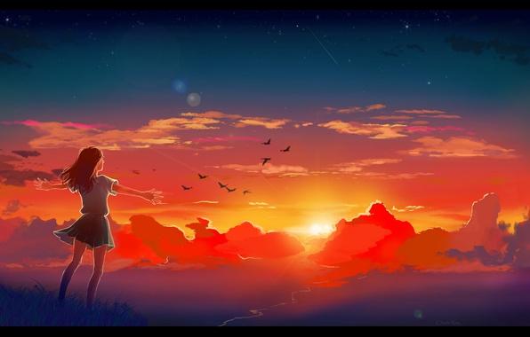 Фото неба высокого качества