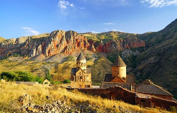 Картинка горы, Armenia, Армения, Noravank