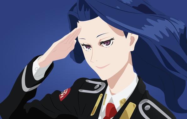 Картинка anime, asian, manga, japanese, oriental, asiatic, seifuku, ACCA: 13-Territory Inspection Dept., ACCA: 13-ku Kansatsu-ka, Mauve