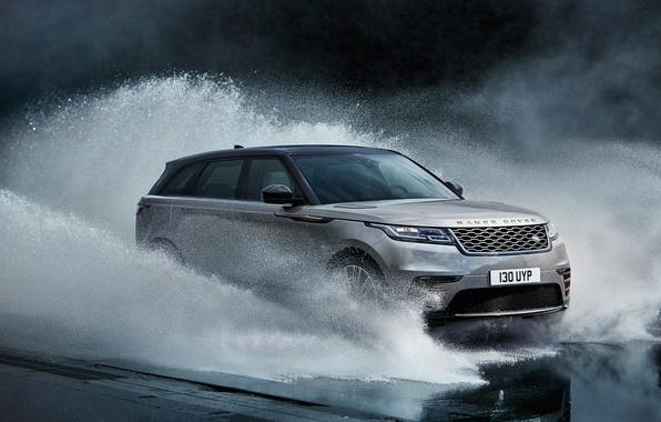 Картинка Land Rover, Range Rover, 2017, Velar